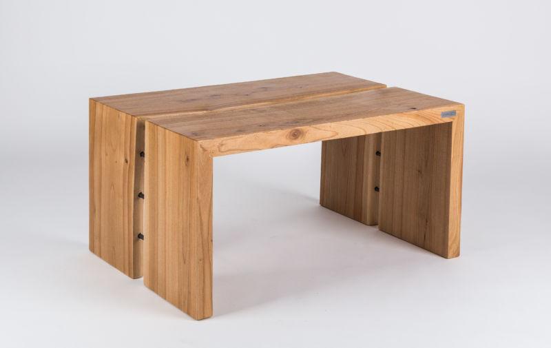 ława drewniania do salonu fendo